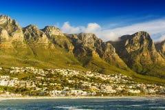 12 апостолов в Южной Африке Стоковое Фото