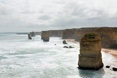 12 апостолов, национальный парк Campbell порта, Виктория, Австралия Стоковые Изображения