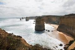 12 апостолов, национальный парк Campbell порта, Виктория, Австралия Стоковое Фото