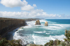12 апостолов, национальный парк Campbell порта, Виктория, Австралия Стоковые Фото