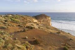12 апостолов на большой дороге океана, Австралии Стоковое фото RF