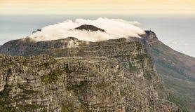 12 апостолов Ridgeline Южная Африка Стоковое Изображение RF
