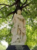 Аполлон, бог солнца, искусства и archeri Стоковое Фото
