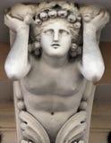 Аполлон (статуя) Стоковые Фото