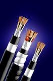 Аппаратура кабеля стоковое изображение