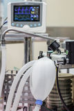 Аппаратура наркотизации стоковые фото
