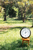 Аппаратура часов концепции управления назначения времени стоковая фотография