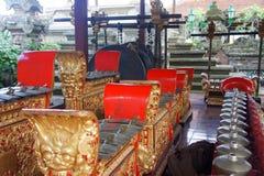 Аппаратуры в дворце Ubud Стоковые Фото