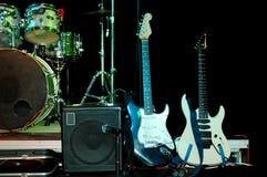 аппаратуры музыкальные Стоковое Изображение RF