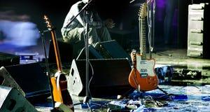 аппаратуры музыкальные Стоковые Фотографии RF
