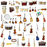 Аппаратуры музыки Стоковые Фотографии RF