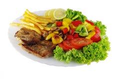 Аппетитная еда Стоковая Фотография