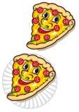 Аппетитная пицца Стоковые Изображения