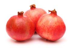 аппетитные свежие pomegranates 3 Стоковая Фотография RF