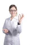 аптекарь Стоковое Изображение
