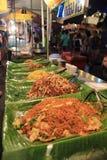 лапши тайские Стоковые Изображения