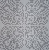 Арабская безшовная предпосылка текстуры орнамента Стоковые Фото