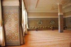 арабская дом внутри традиционного стоковые изображения rf
