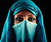Арабская женщина Стоковая Фотография RF