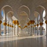 арабская мечеть Стоковое Изображение RF