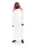 Арабская персона Стоковые Изображения RF