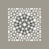 Арабская традиционная мозаика Стоковое Фото