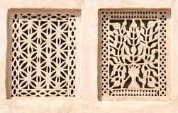 Арабские орнаменты Стоковое фото RF