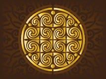 арабские орнаменты Стоковое Фото