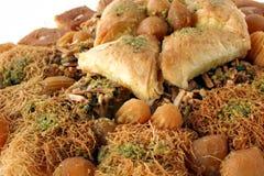 арабские печенья сладостные Стоковое Фото