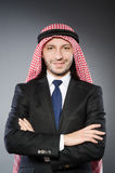 арабский бизнесмен Стоковое Изображение RF