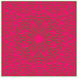Арабский геометрический tracery текстуры Стоковые Изображения