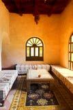арабский дом Стоковые Изображения