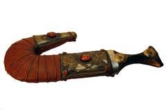 арабский кинжал Стоковое Фото