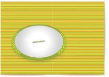 Арабский ковер с плитой Стоковая Фотография RF