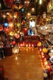 арабский магазин Стоковое Изображение
