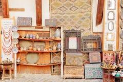 арабский рынок Стоковые Изображения