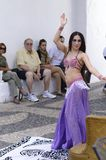 Арабский танцор стоковые фото