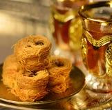 Арабский чай Стоковая Фотография RF