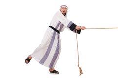 Арабский человек Стоковое Изображение RF