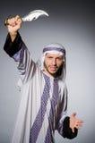 арабский человек Стоковая Фотография RF