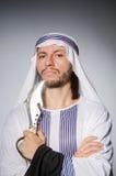 арабский человек Стоковые Фото