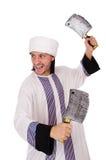 арабский человек Стоковое Изображение