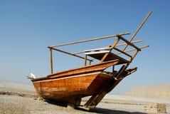 арабский dhow Стоковые Фото