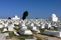 арабское кладбище Стоковое фото RF