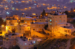 Арабское село Стоковые Изображения RF
