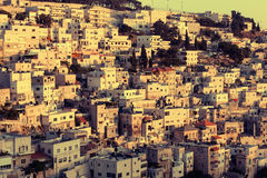 Арабское село Стоковое Изображение
