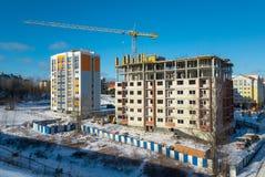 арабское соединенное место эмиратов Дубай конструкции города Стоковые Фото