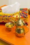 Арабское ` Dallah ` бака кофе Стоковое Фото