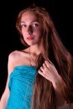 арабское traditonal девушки costume Стоковое фото RF