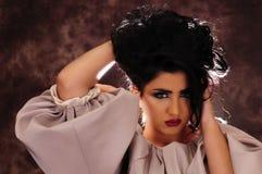 Арабськая девушка стоковые изображения rf